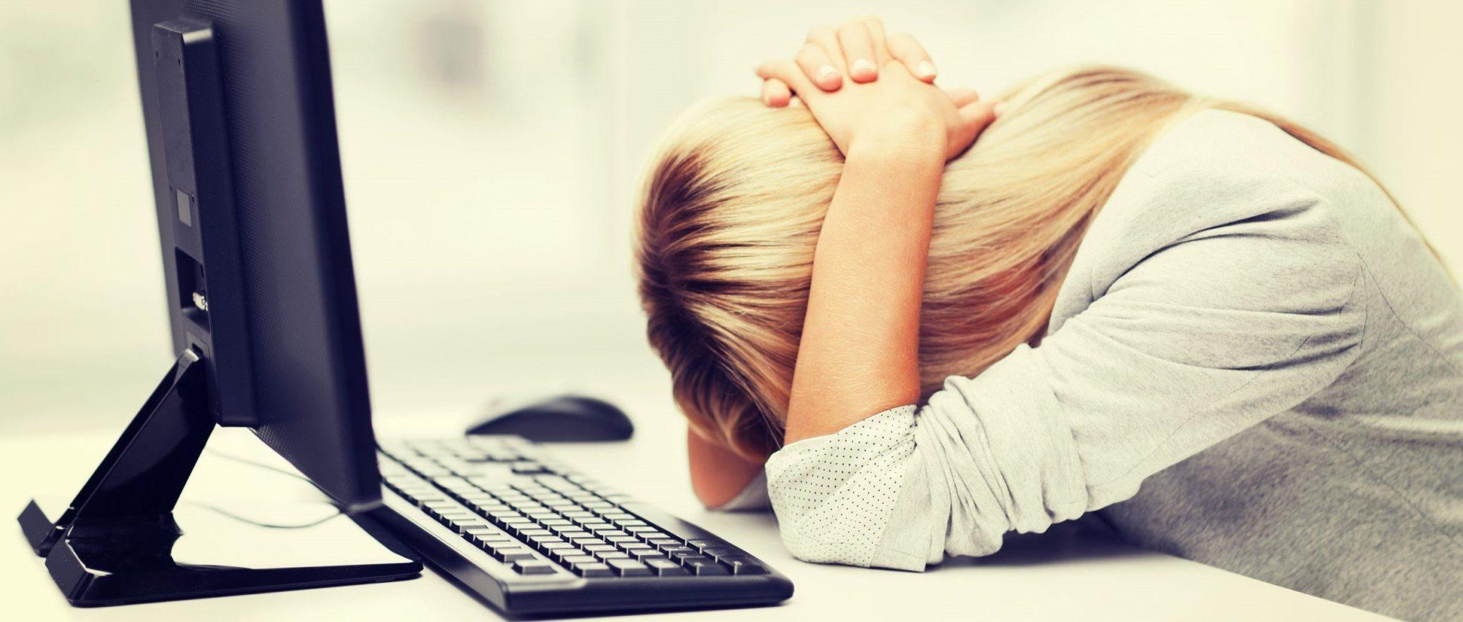 werkdruk werkstress